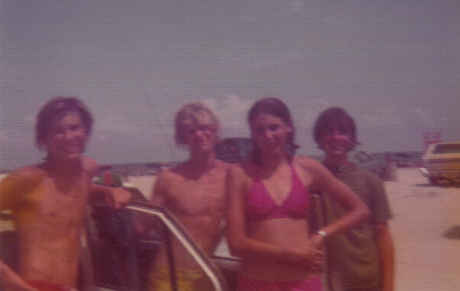 Patti and guys we met in galveston 1973