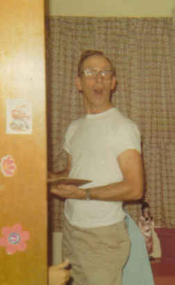 Daddy in my room 1970 cropped