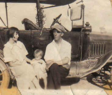 Annie B., Leon, and Durward cropped