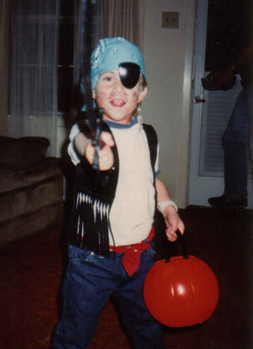 Tommy halloween 1988