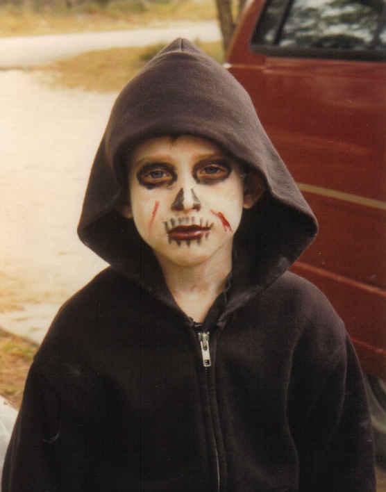 Daniel halloween carnival 1996