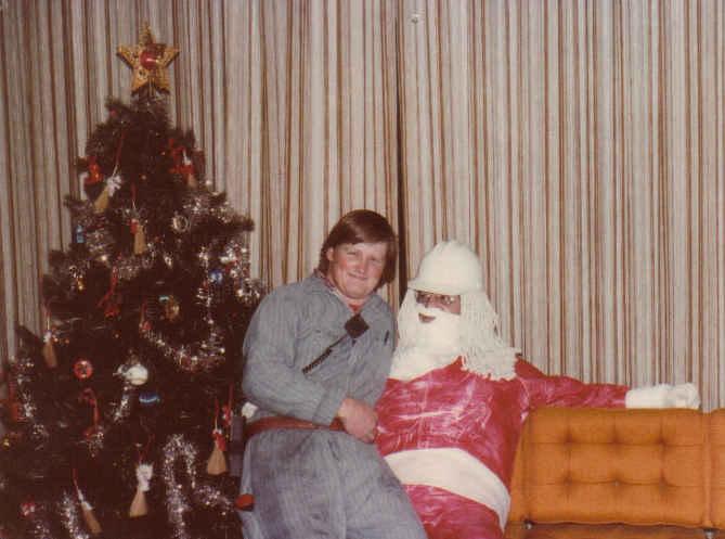 Dupont christmas 81 jesse lowe, jim 'santa' josey