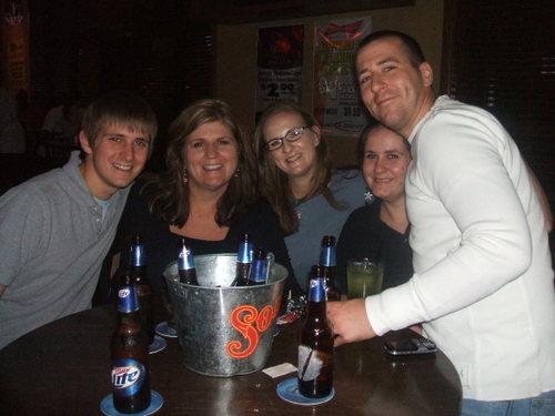 Dane, Ann, Megan, kelcee, heath sept 08
