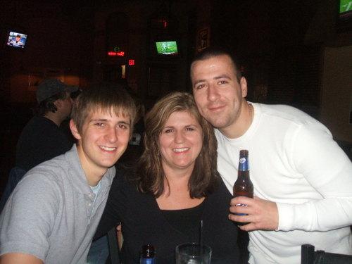 Dane, Ann, Heath sept 08