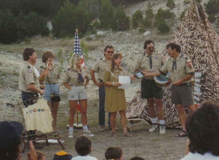 Cub scouts 1996