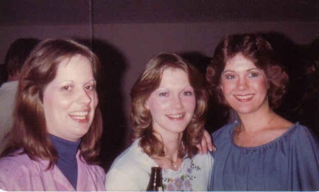 Donna, tamara, kathy nye 1980 81