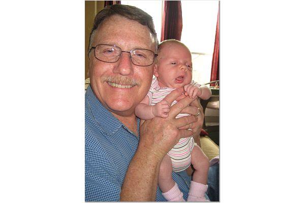 Larry mccommon's grandbaby sophia 22 april 08
