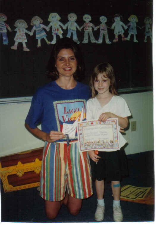 Kendall kindergarten graduation