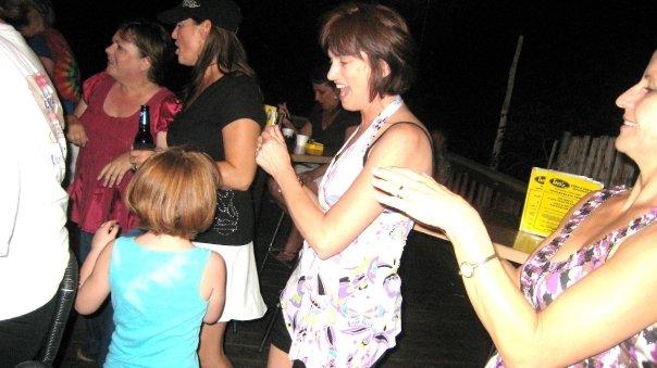More dancin' by shari