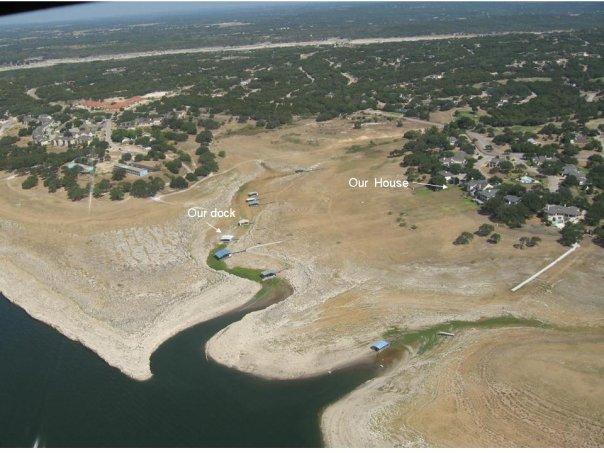 Dry lake travis by tammy mckinney