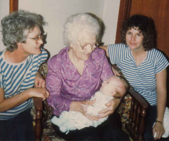 Four generations jan 86