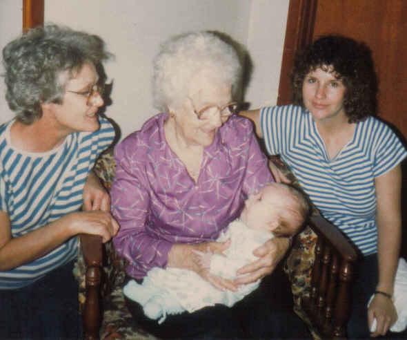 Four generations jan 86