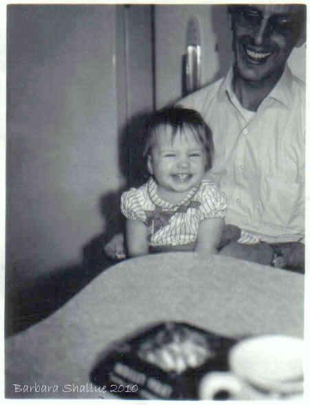 Me and daddy 60ish