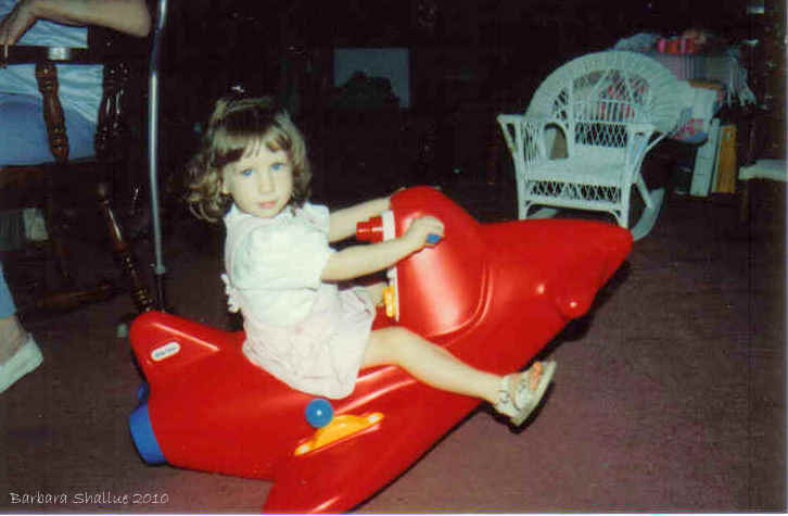 2nd bday 93