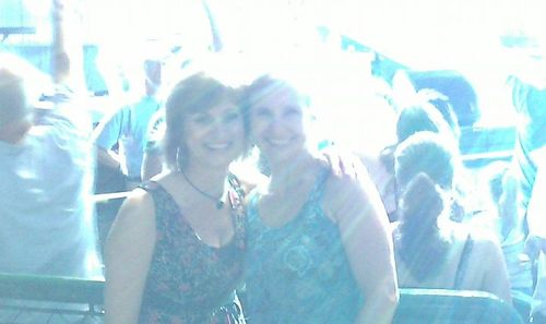Shari and me at Foreigner 051510 by robert