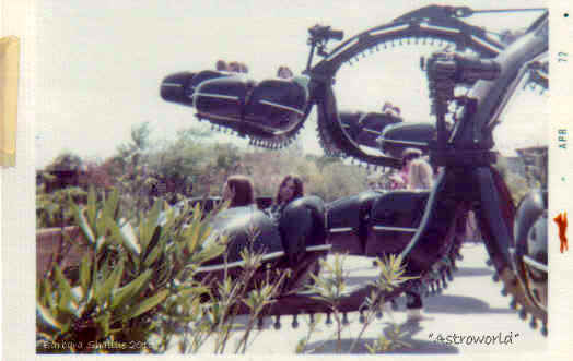 Me and patti, black dragon astroworld 72