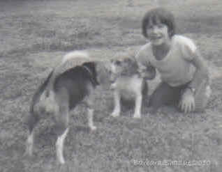 Me, shaddy sue, bobbie 1968 crop