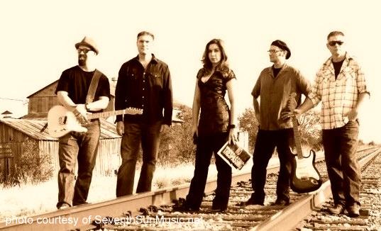 Seventh sun band