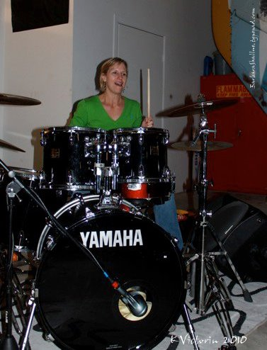 Drums at vernon's dec 10