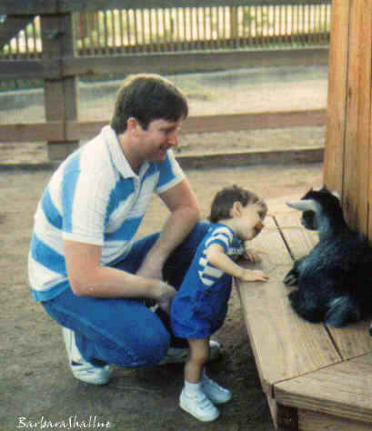 Tom and daniel houston zoo nov 89 crops