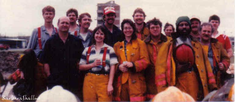 Beaumont fire school 1984s