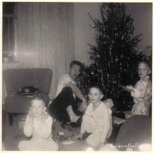 Christmas 1962s