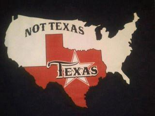 Texas, not Texas by Steve Redman