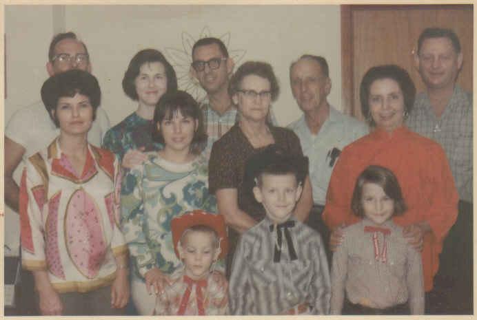 Family circa 1967