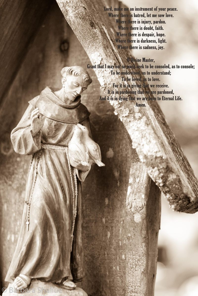 St. Frances text