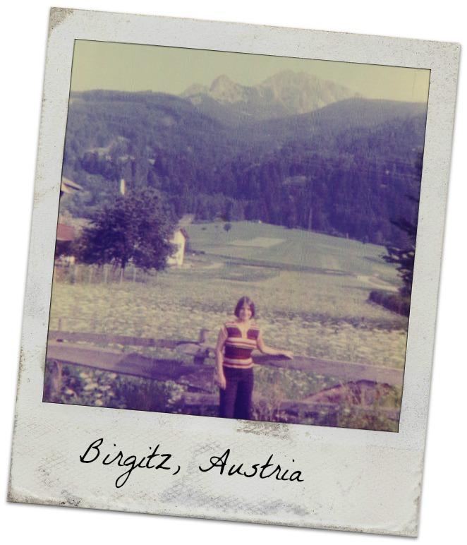 Birgitz, Austria, me 2