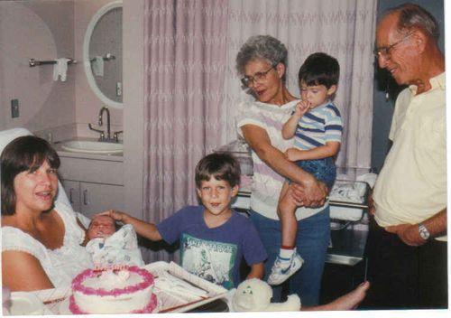Birthday 7 16 91