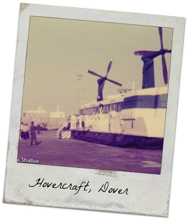 Dover, Hovercraft