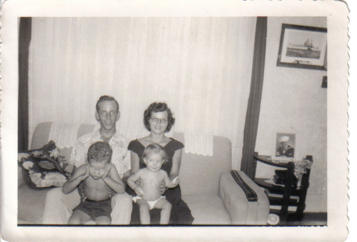 50s daddy, mama, buster, brenda
