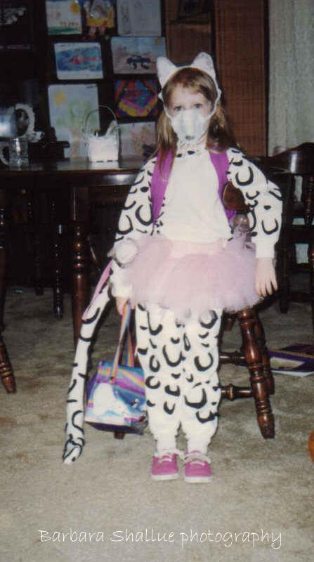 K ballerina snow leopard