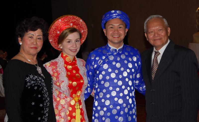 Patrick Tien's wedding 2011