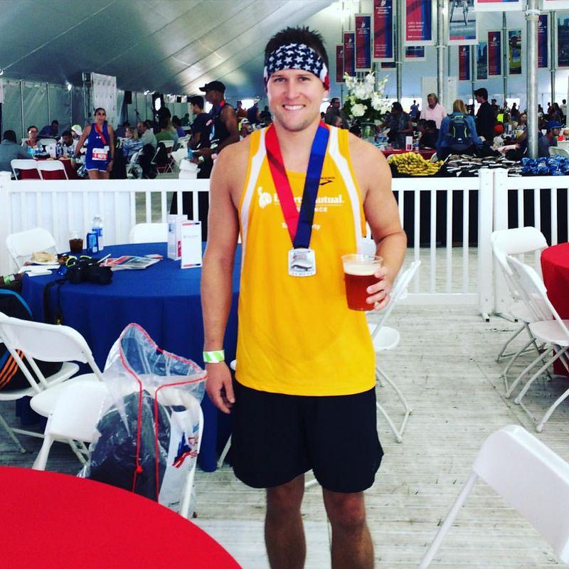 Chicago marathon 10-11-15