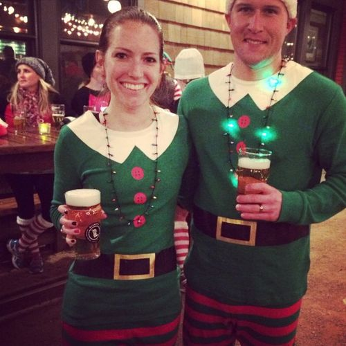 Elf pub run 12 1 14