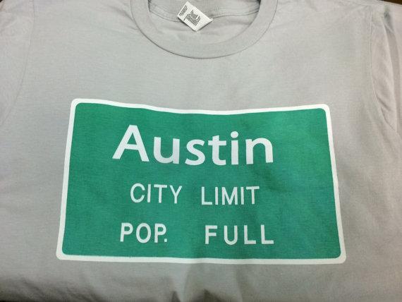 Austin population full