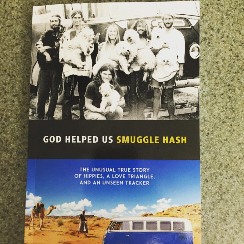 God helped us smuggle hash bookcover